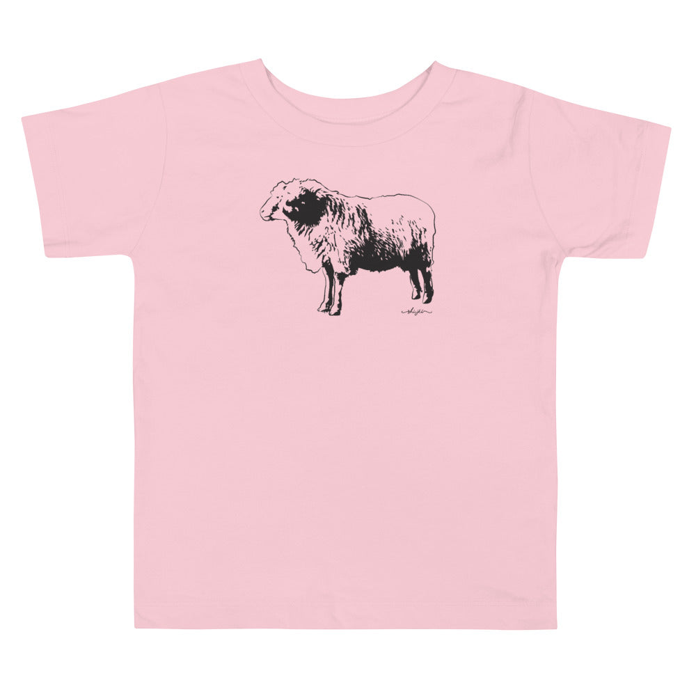 The Ram 2T-5T Toddler Tee