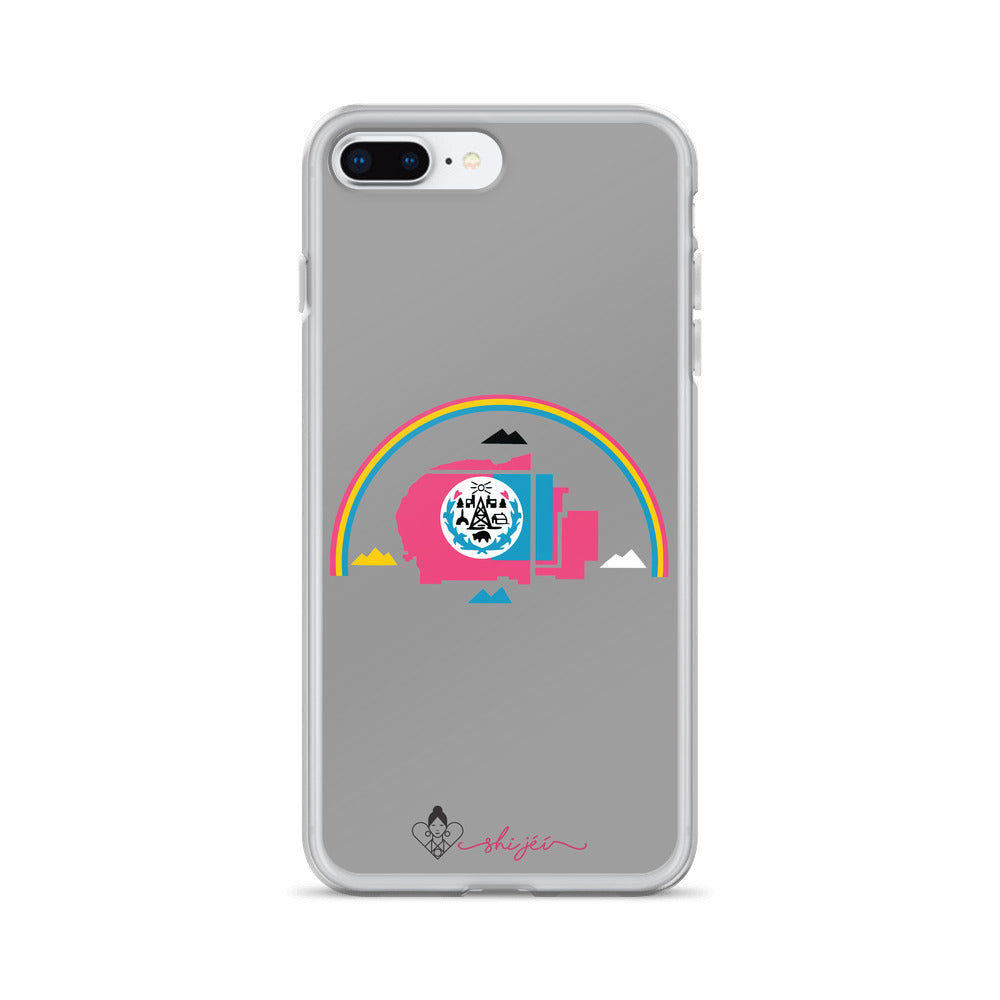 Navajo Nation Flag iPhone Case
