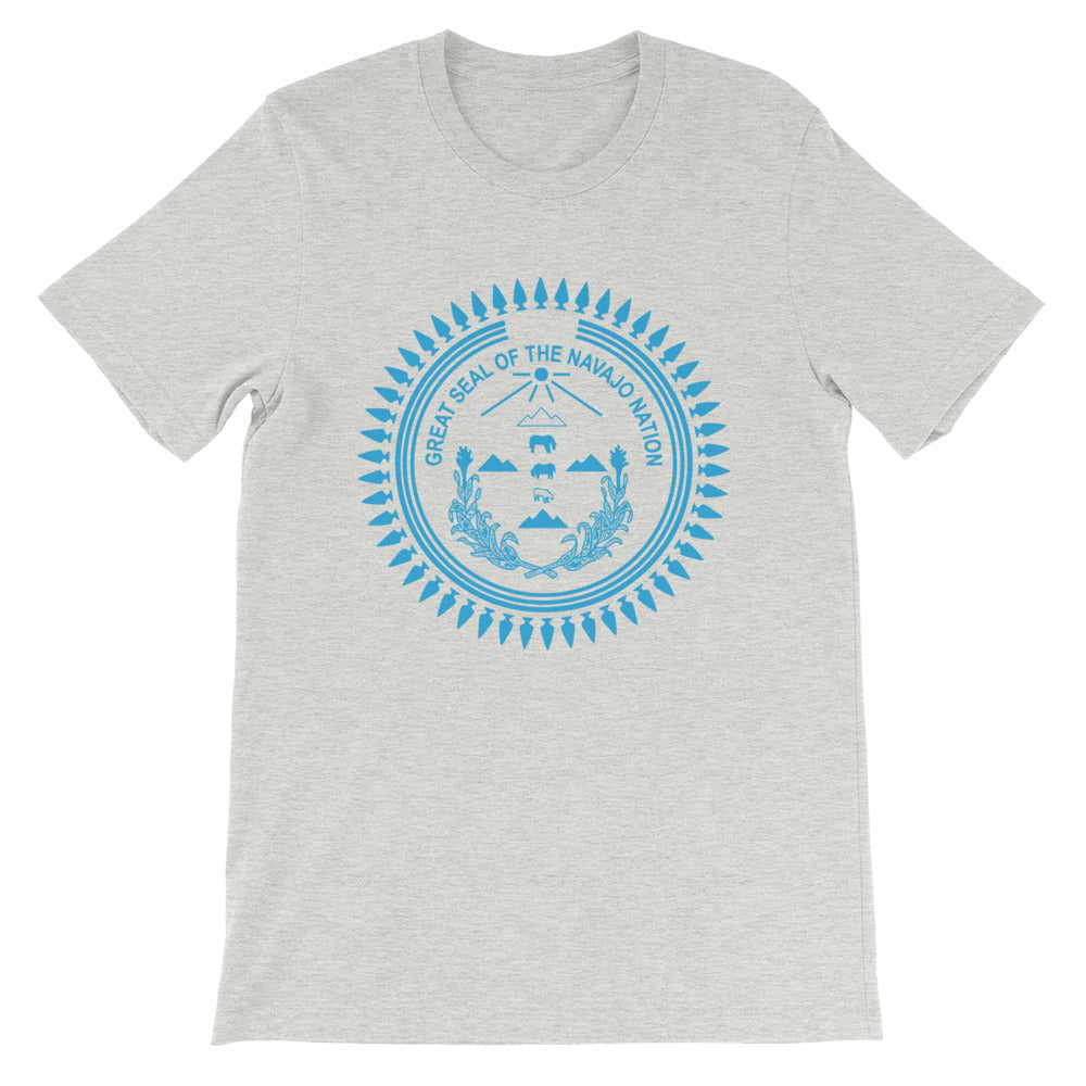 Light Blue Navajo Nation Seal