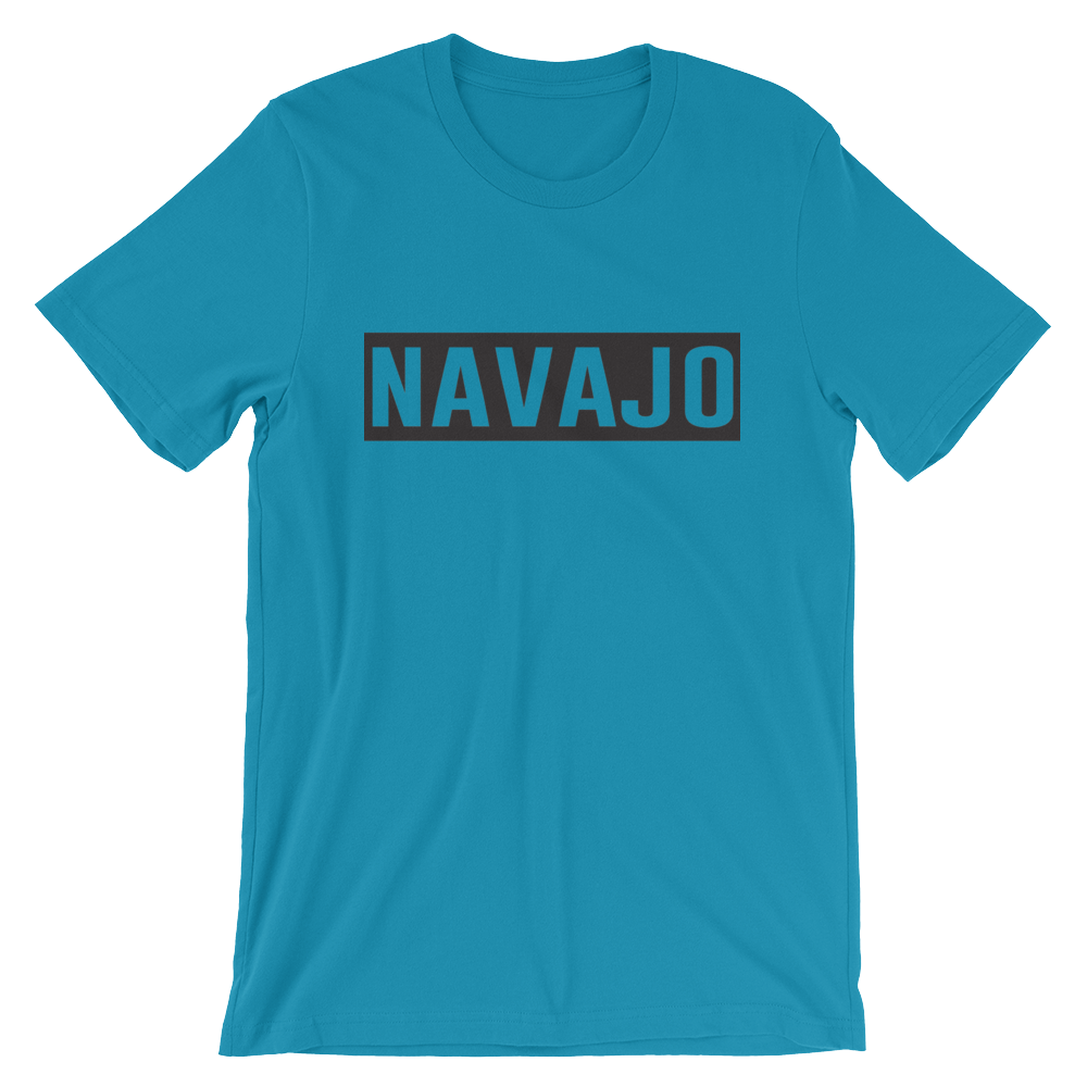Navajo Stamp Short-Sleeve T-Shirt