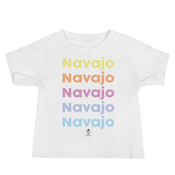 Colorful Navajo Tee