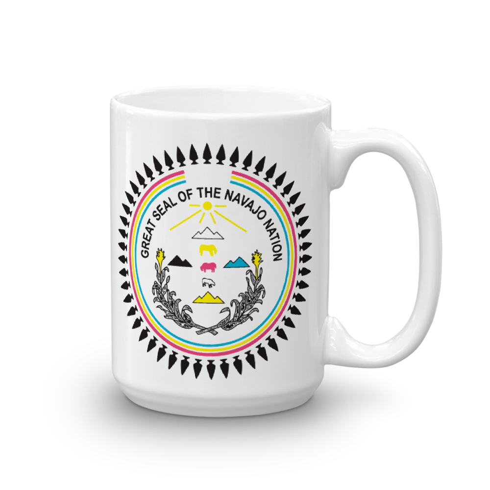 Navajo Nation Seal Mug