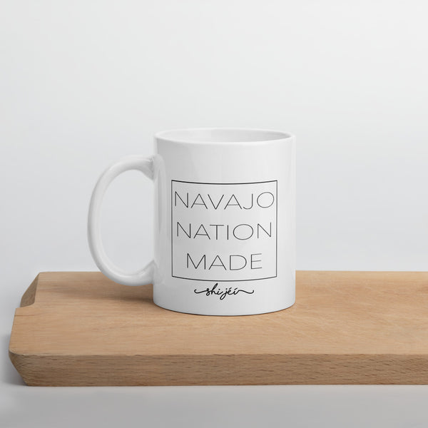Navajo Nation Made Mug