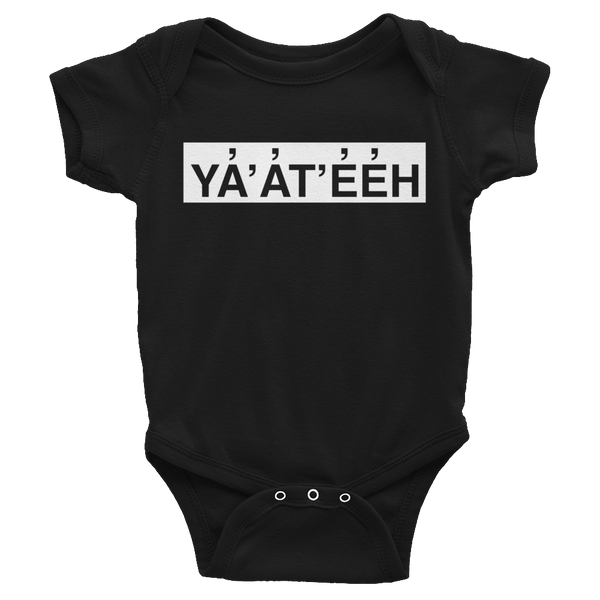 Infant Hello Bodysuit