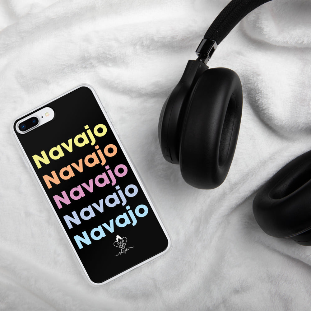 Colorful Navajo iPhone Case
