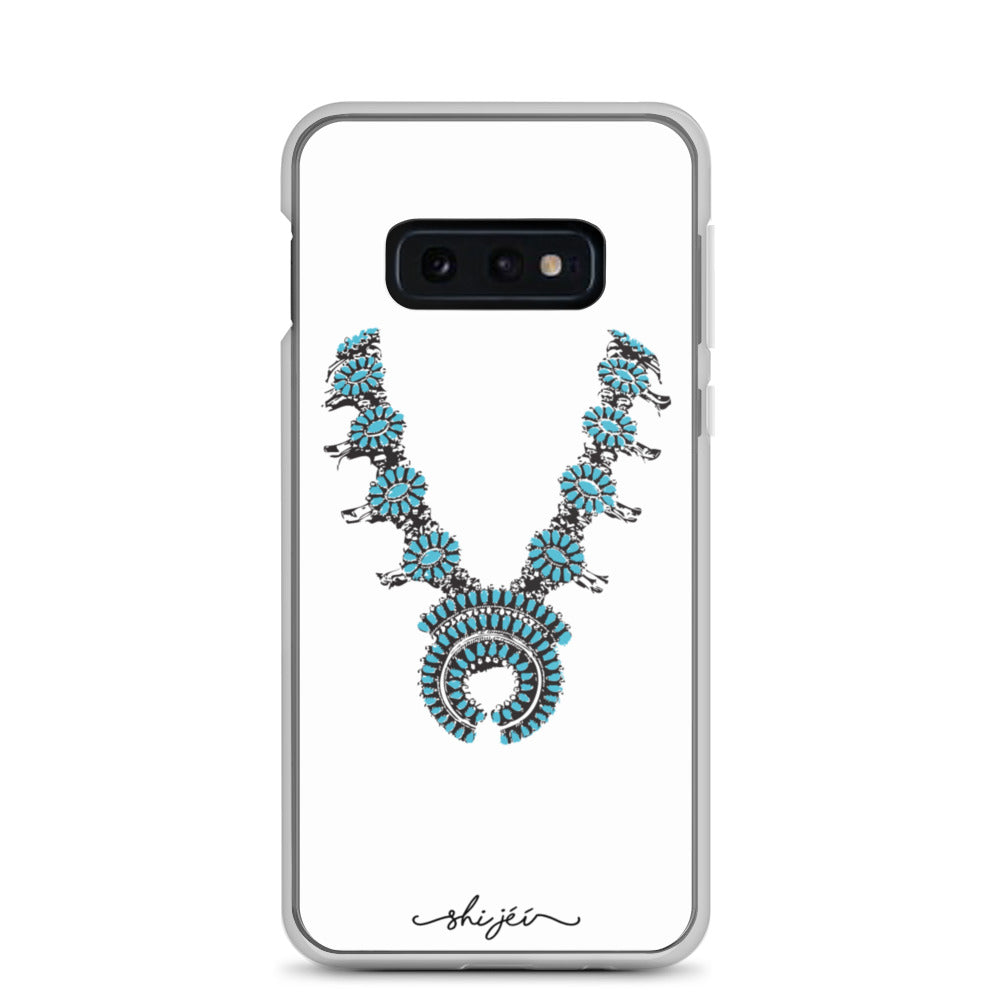 Turquoise Necklace Samsung Case