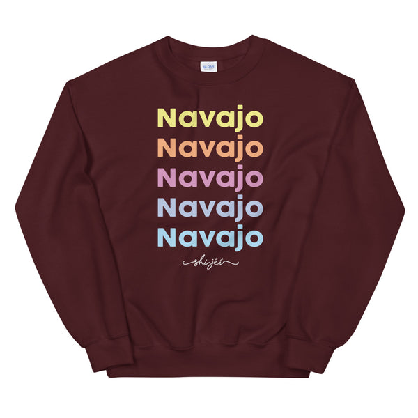 Colorful Navajo Sweatshirt