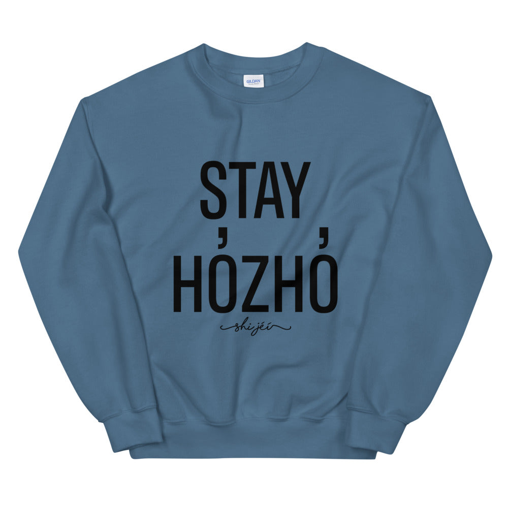 Stay Hózhó Sweatshirt