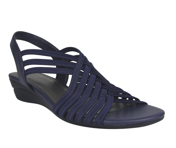 Rassida Stretch Wedge Sandal
