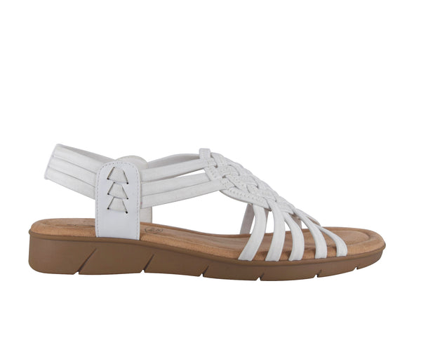 Belicia Stretch Sandal with Memory Foam
