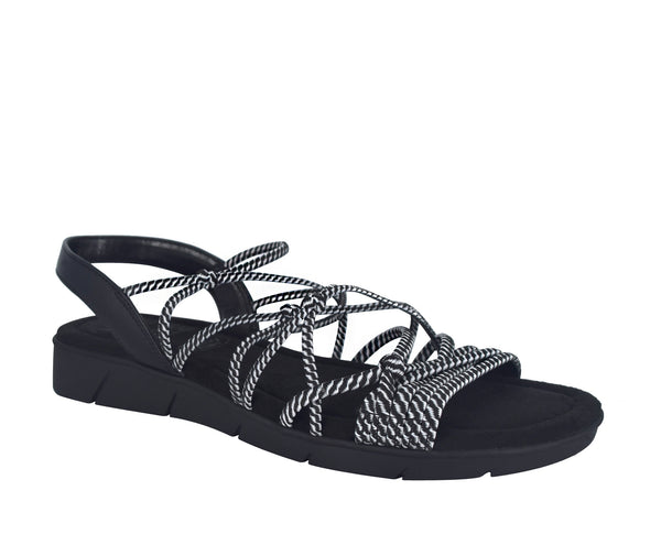 Belma Stretch Sandal with Memory Foam