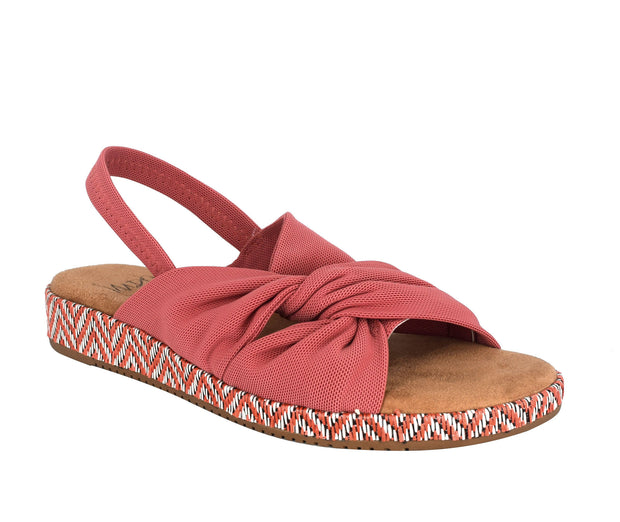 Blanca Stretch Sandal with Memory Foam