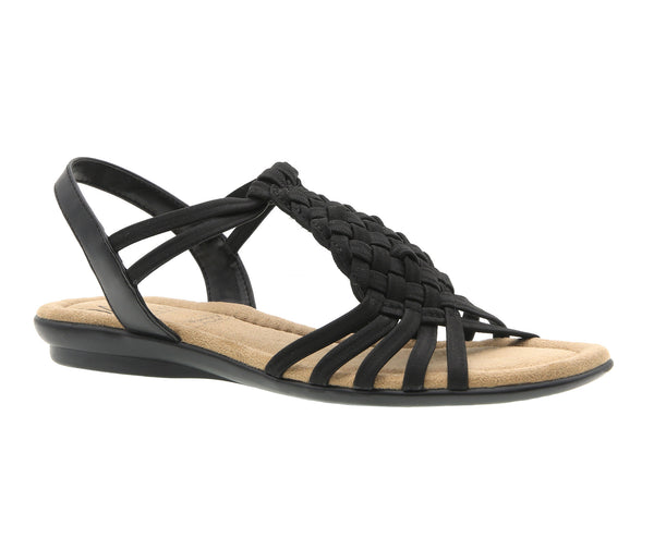 Brinley Stretch Sandal with Memory Foam
