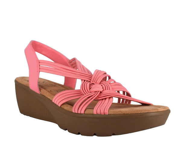 Esselyn Stretch Sandal with Memory Foam