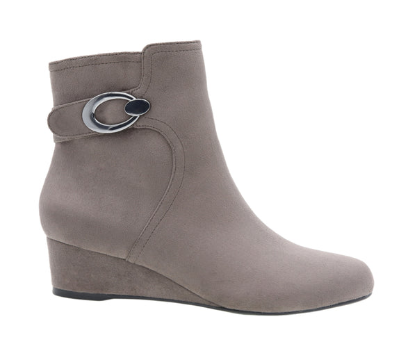 Gadir Wedge Bootie with Memory Foam