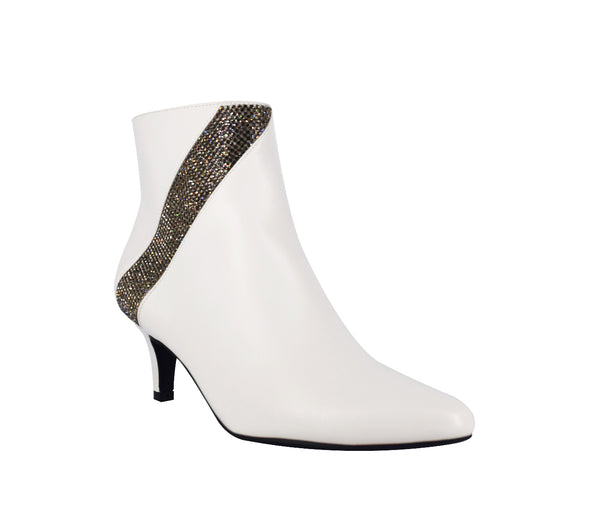 Niara Bling Bootie with Memory Foam