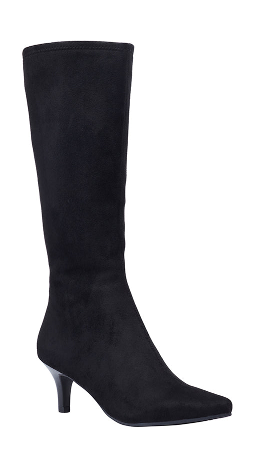 Noland Wide Width Stretch Dress Boot