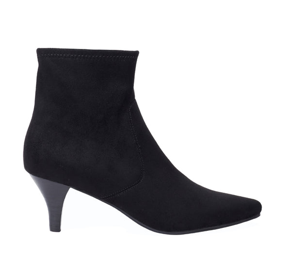 Noria Stretch Dress Bootie