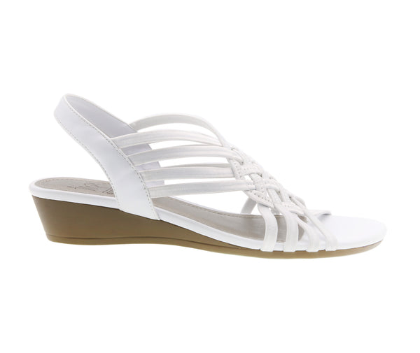 Refresh Stretch Wedge Sandal