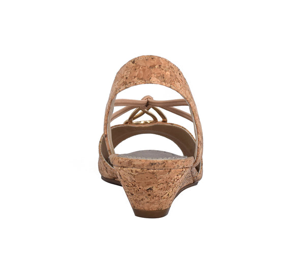 Resida Stretch Sandal with Memory Foam