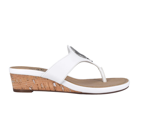 Ronella Thong Sandal with Memory Foam