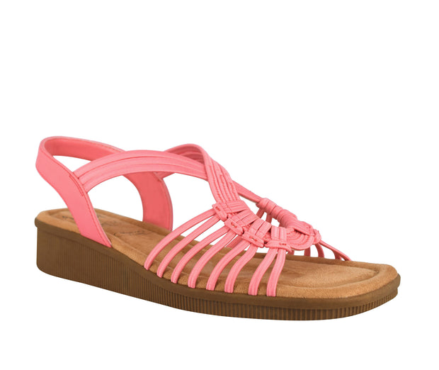 Rosina Stretch Sandal with Memory Foam