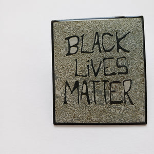 Artist Series- Black Lives Matter Enamel Pin