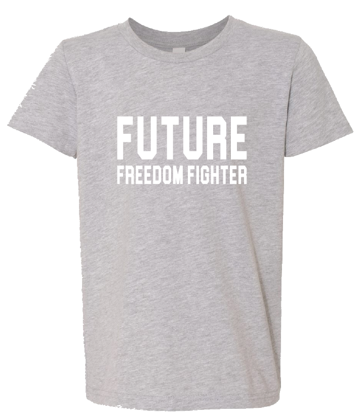 Future Freedom Fighter-Youth Tee