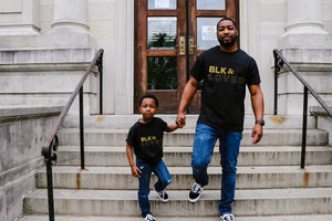 BLK & Loved- Toddler