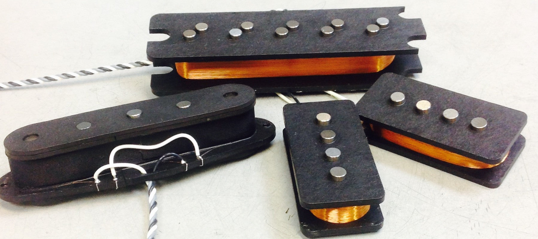 Nordstrand Pickups Releases Alnico III Line of Bass Pickups
