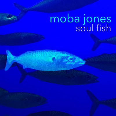 Soul Fish CD by Moba Jones