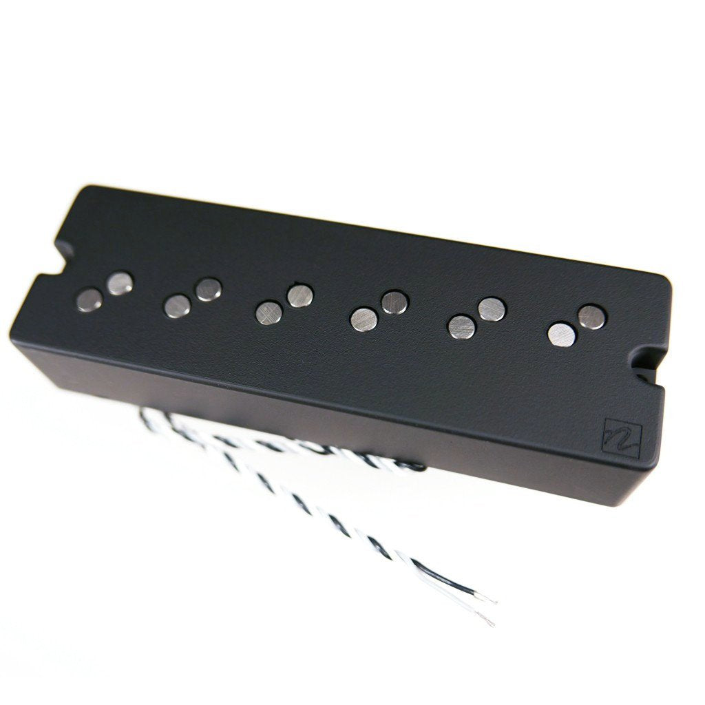 Nordstrand 6 String Soapbar Bass Pickups Big Single 6 Front