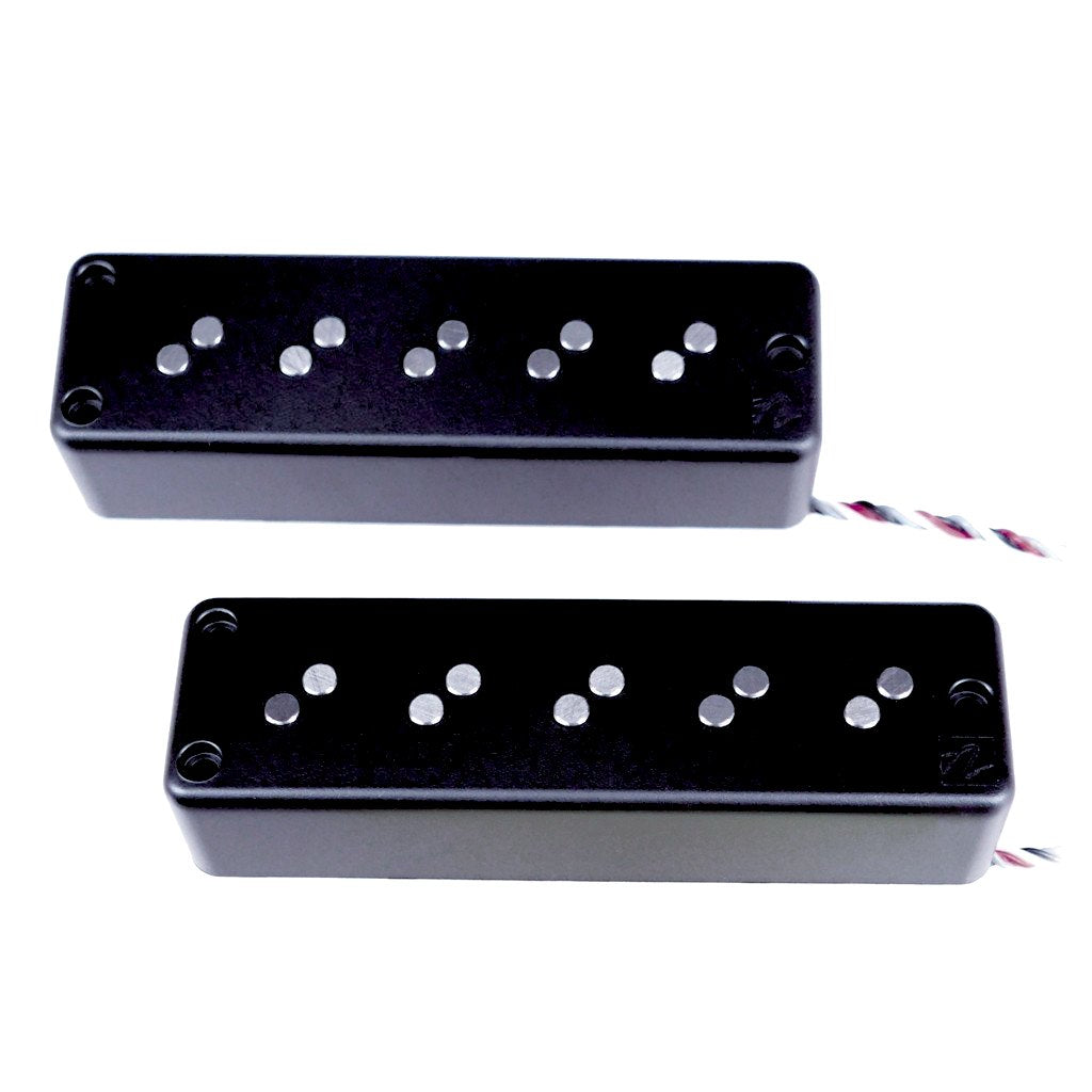 Nordstrand 5 String Soapbar Bass Pickups Big Split 5 Front
