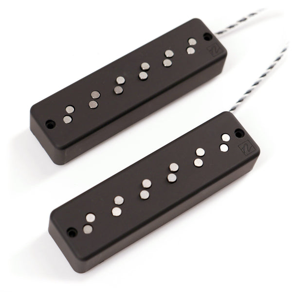 6 string soapbar bass pickups tagged bartolini p4 and emg 45 shapes nordstrand audio. Black Bedroom Furniture Sets. Home Design Ideas