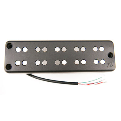 Nordstrand 5 String Soapbar Bass Pickups Dual Coil 5 Front