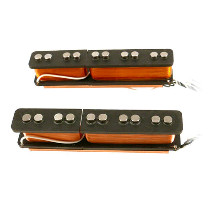 Nordstrand 5 String Jazz Bass Pickups NJ5S No Covers