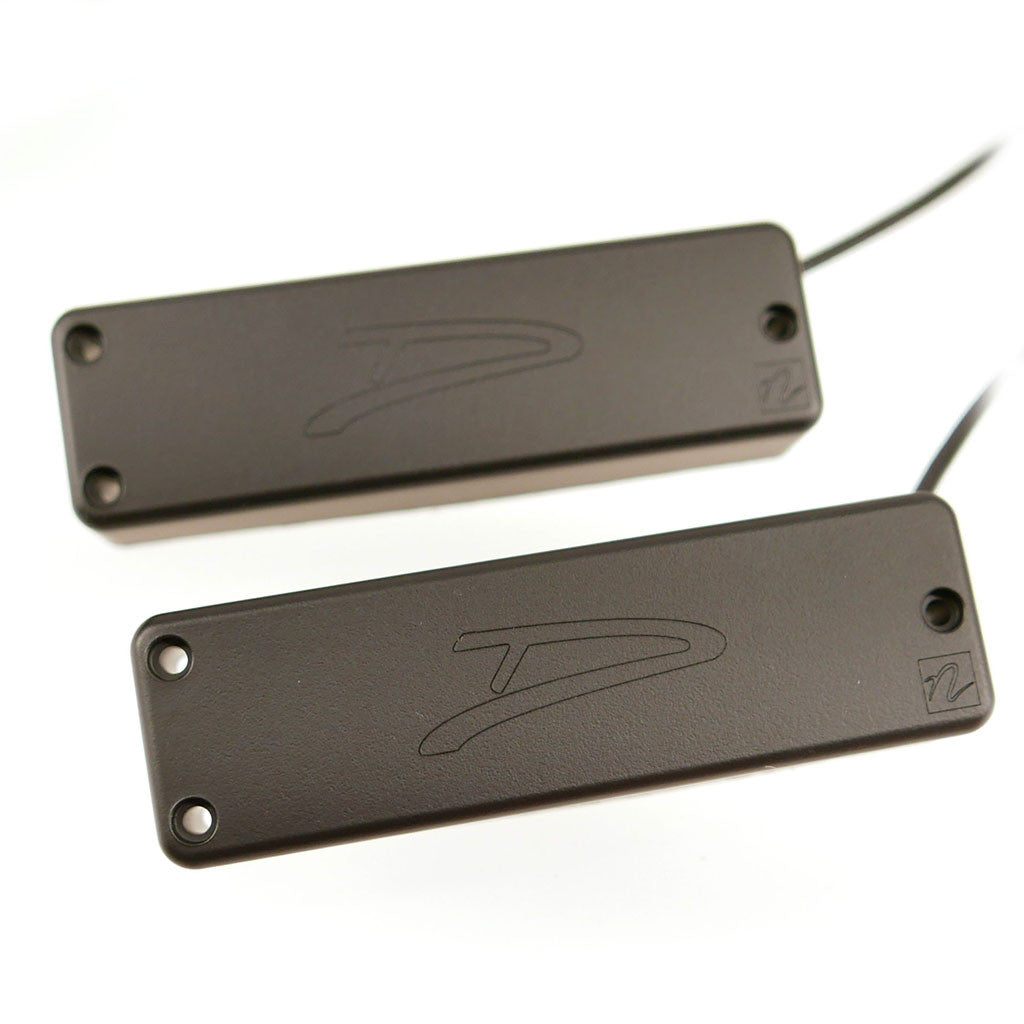 Nordstrand 4 String Soapbar Bass Pickups Dingstrand Nordwall 4  Front