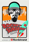 Rocket Surgeon Dr Howard Sticker