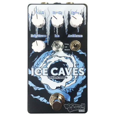 Ice Caves: Ambient Reverb – Guitar Effect Pedal
