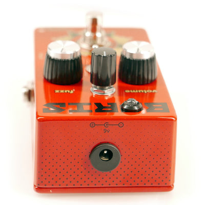 Rocket Surgeon Boris Fuzz for the People Guitar Effect Pedal Top