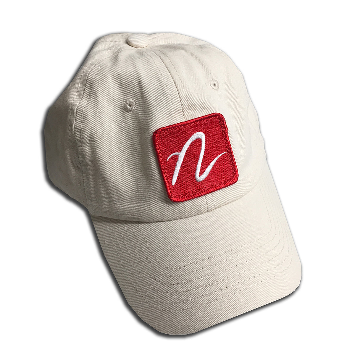 "Red ""N"" Logo Dad Hat"