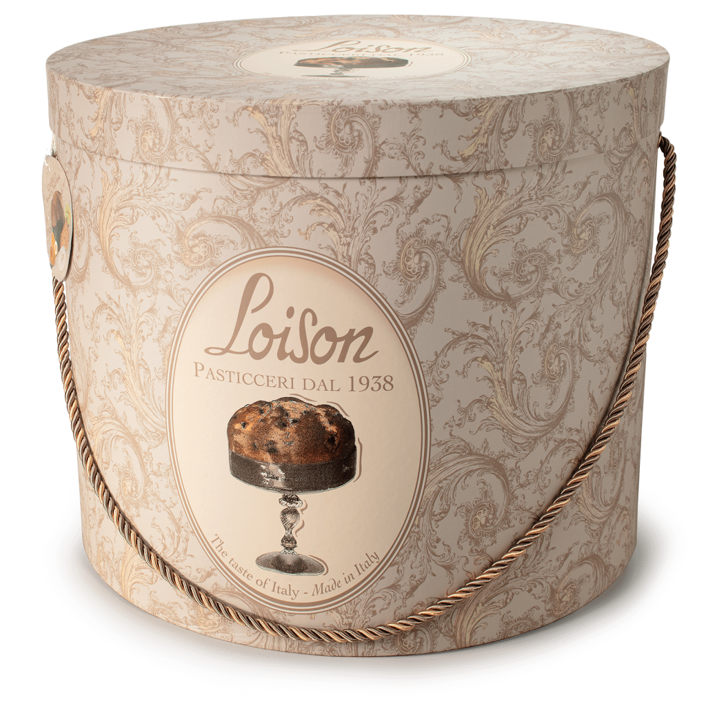 Panettone Loison Classic Giant - 10Kg- Cappelliere