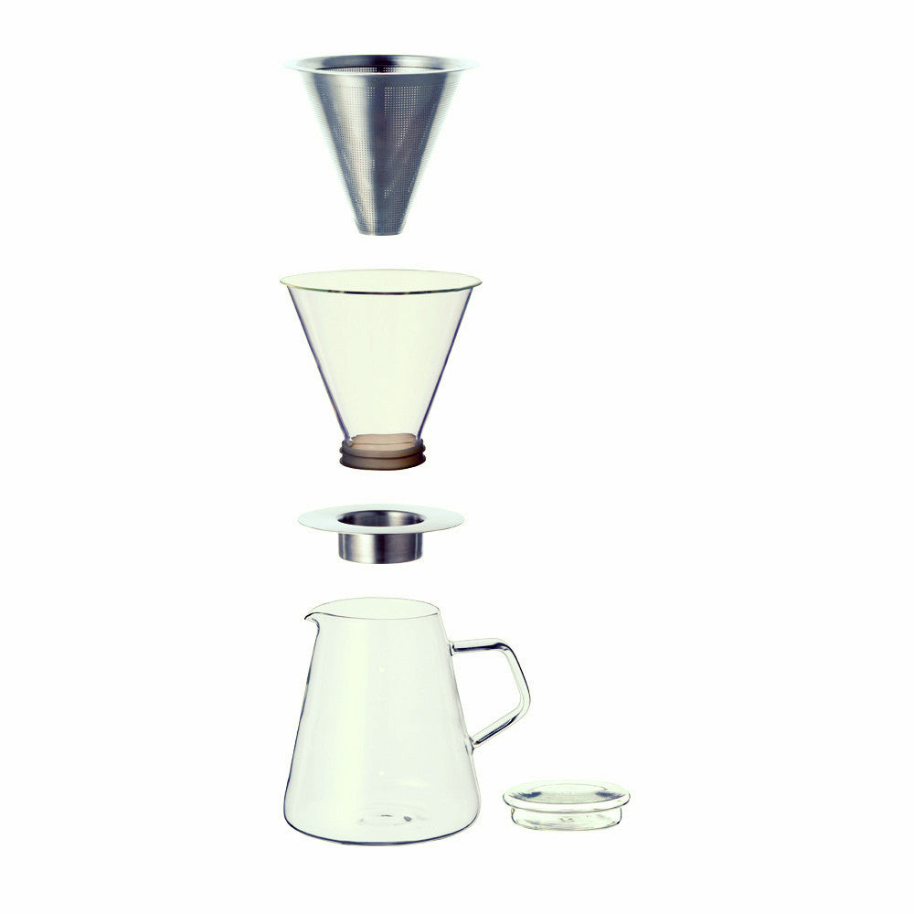 Kinto Carat Coffee Dripper