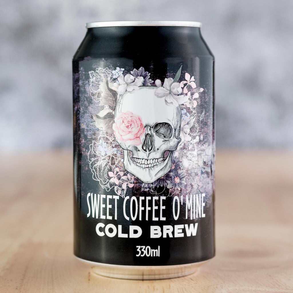 Sweet Coffee O'Mine Cold Brew