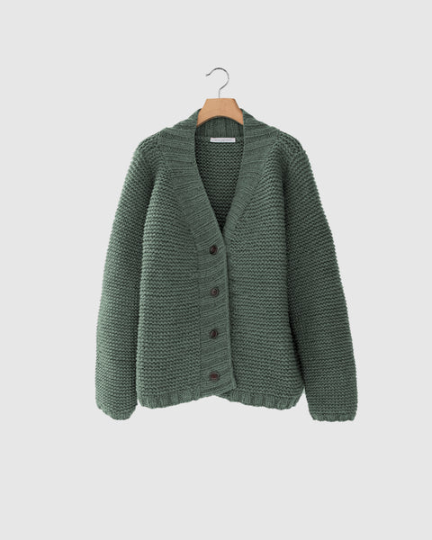 WILLOW - hand-knit cardigan