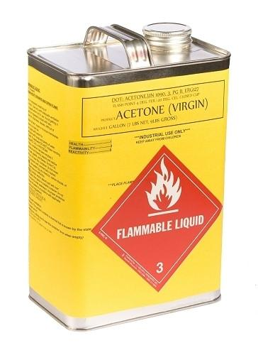 Facts about acetone