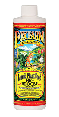 FOX FARM BIG BLOOM 3 OZ BOTTLE