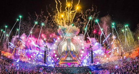 Electric Daisy Carnival EDC