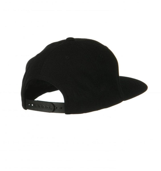 80s 90s style snapback hat
