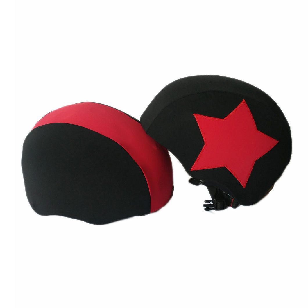 Custom Helmet Covers-Single Set